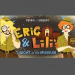 Eric & Lili's night at Penn Museum