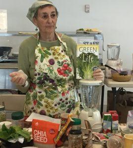 Seasonal Cooking / Senior Nutrition Zoom Video